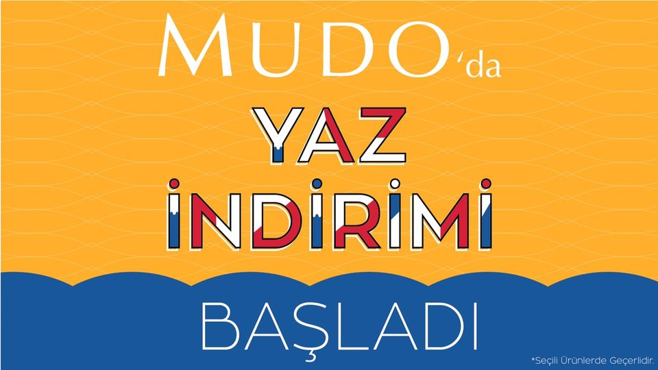 Mudo'da Yaz İndirimi Başladı