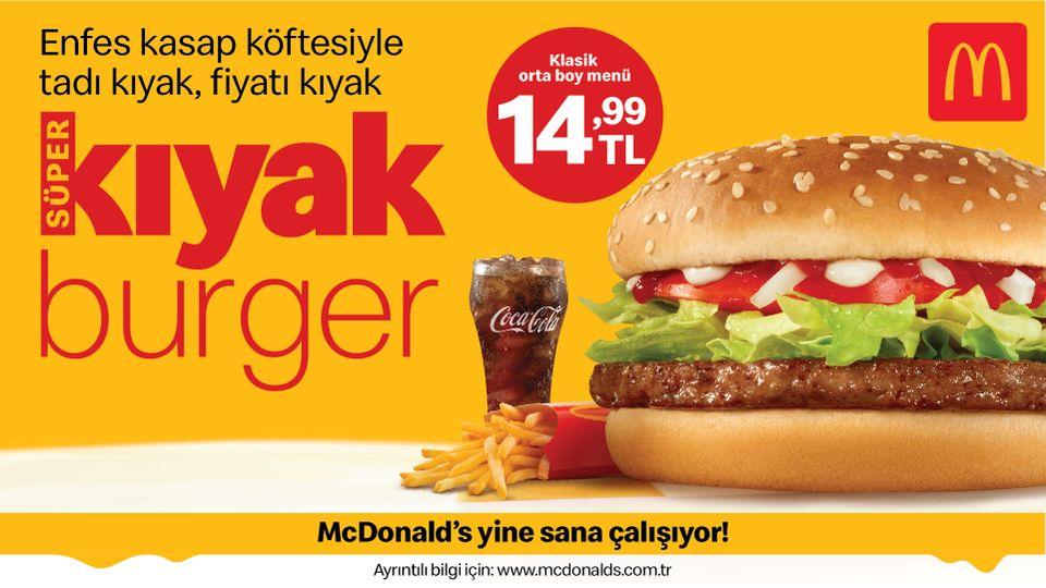 Kıyak Burger