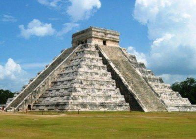 Chichén Itzá au Mexique