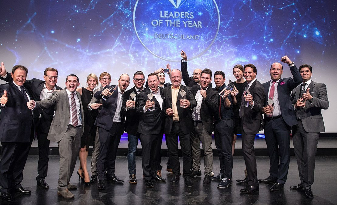 Kofler gewinnt Leader of the Year Award