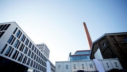 HKW Mitte / Freiheizhalle München