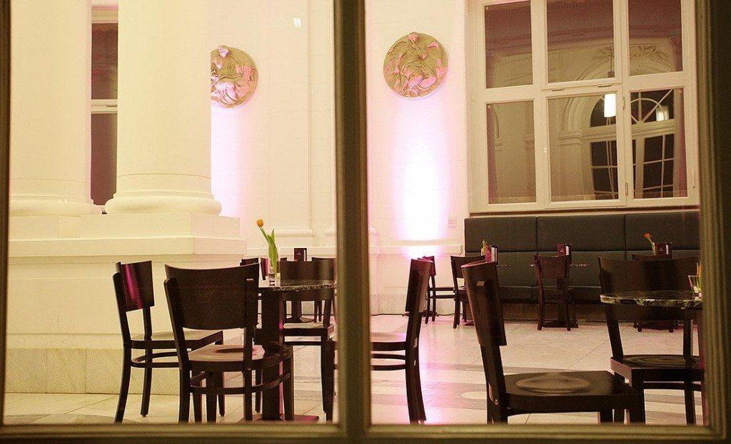Café im Bodemuseum 8
