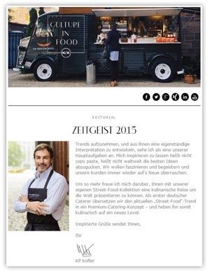 Culture in Food | Zeitgeist 2015