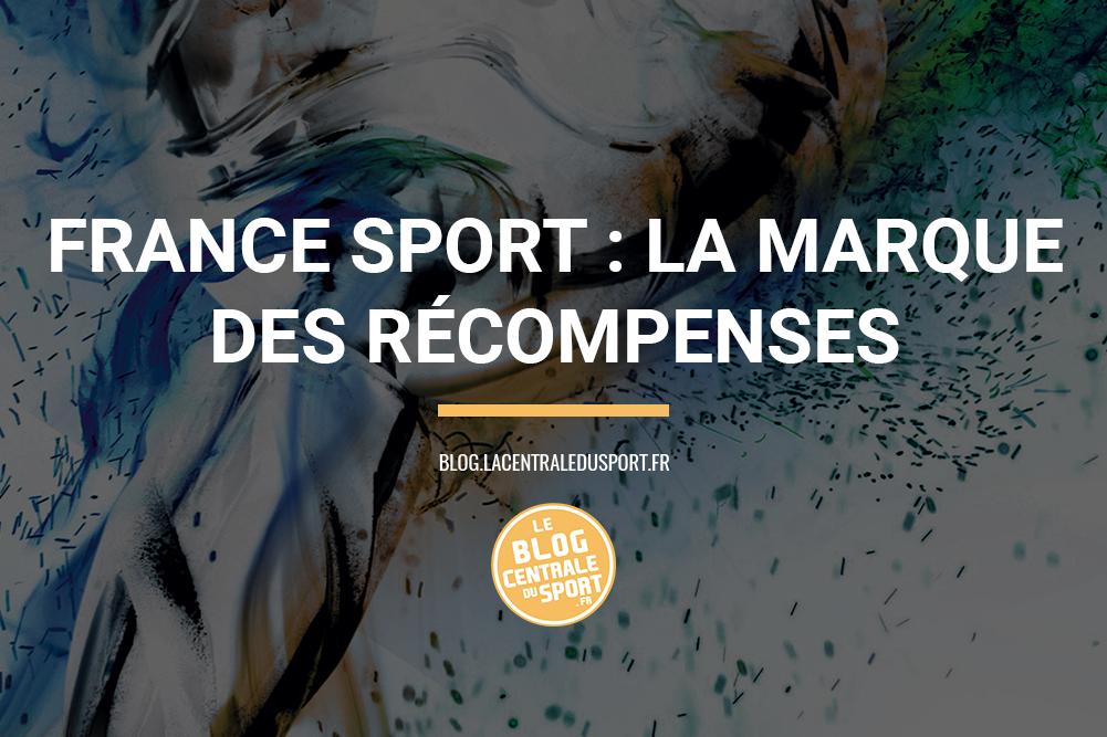 France Sport coupe récompenses trophées médailles