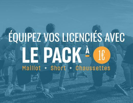 Pack 1€