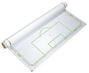 tableau feuilles taktifol sportifrance football matériel coach