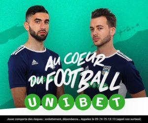 Unibet sponsoring foot amateur la centrale du sport