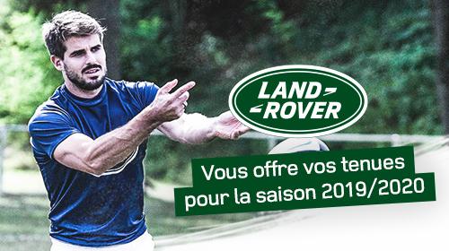 Hugo bonneval land rover au coeur du rugby sponsoring