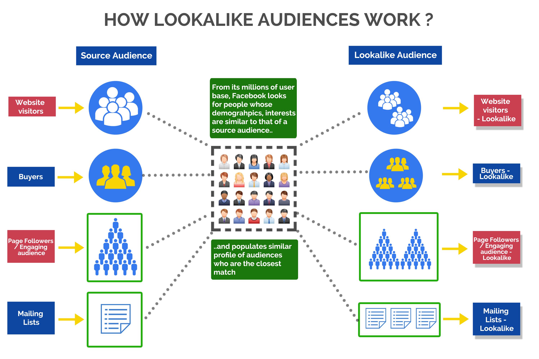 How Lookalike Audience Work
