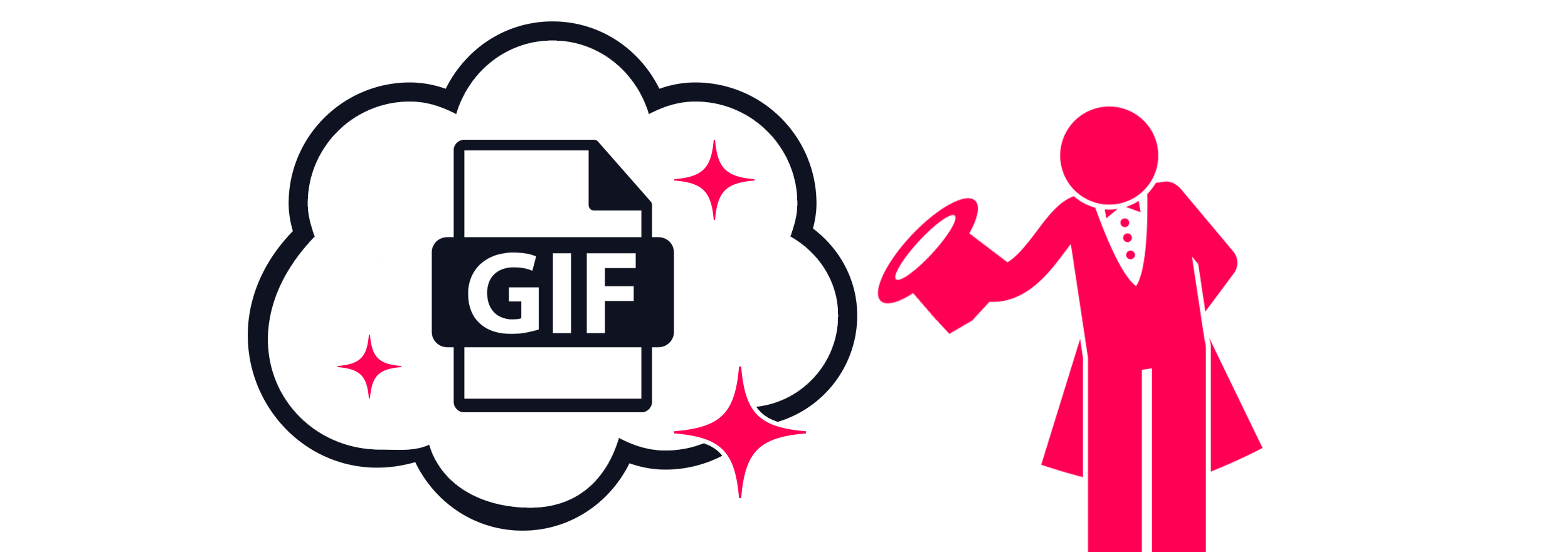 how to make animated gif without photoshop