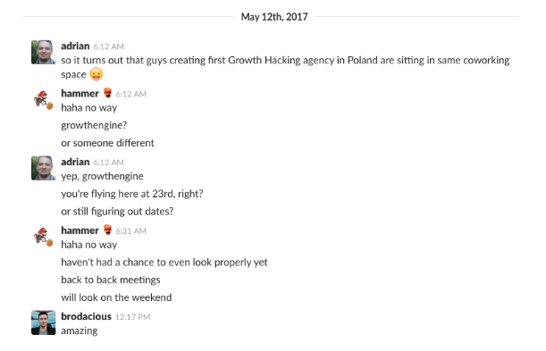 Discovering Growth Engine in Poland