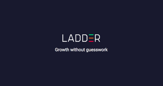 The Ladder Logo and Tagline