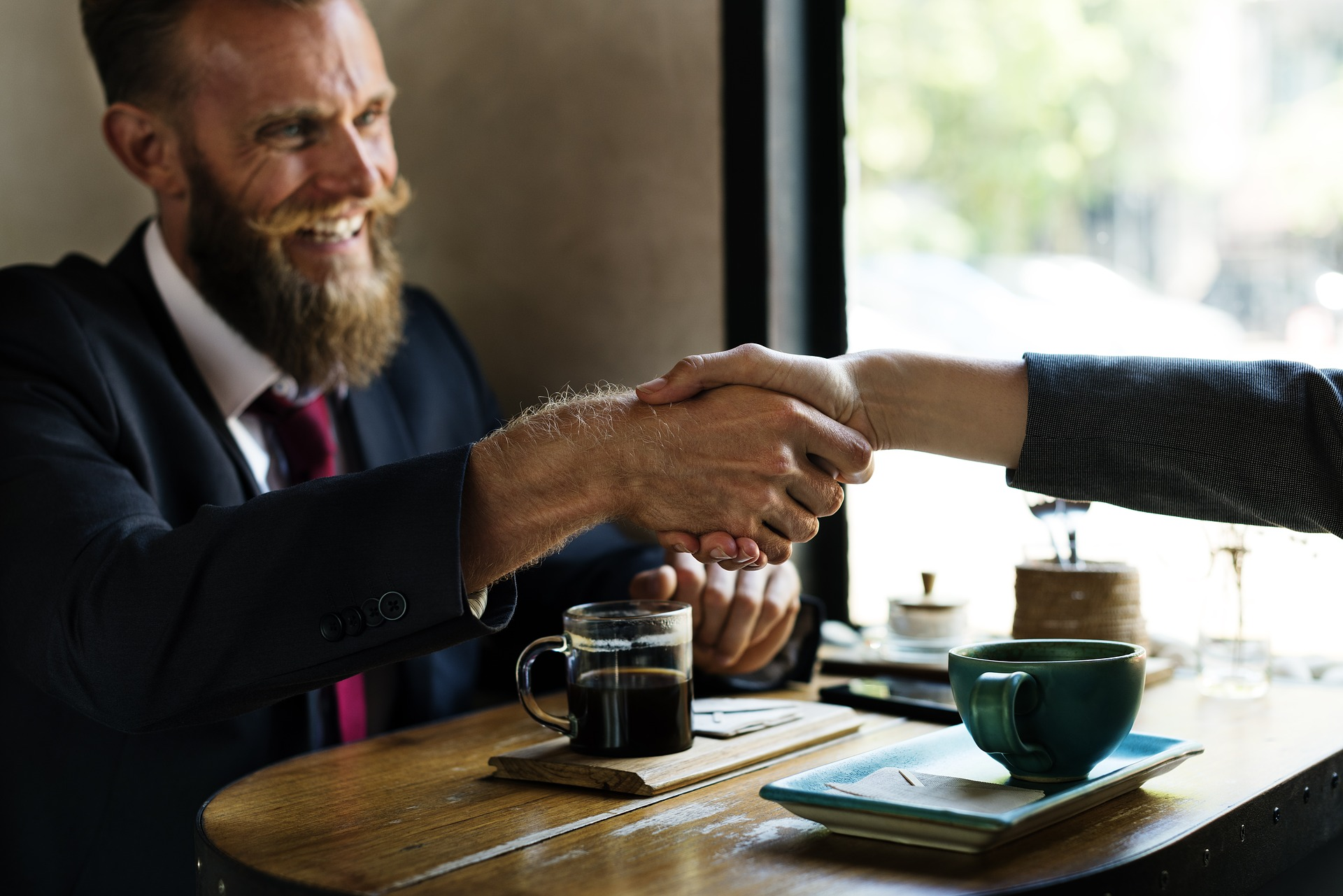 Business Negotiation Tactic - Give What You Get