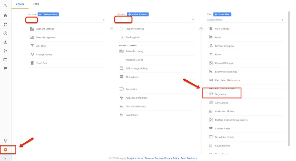 How to Find Segments in Google Analytics