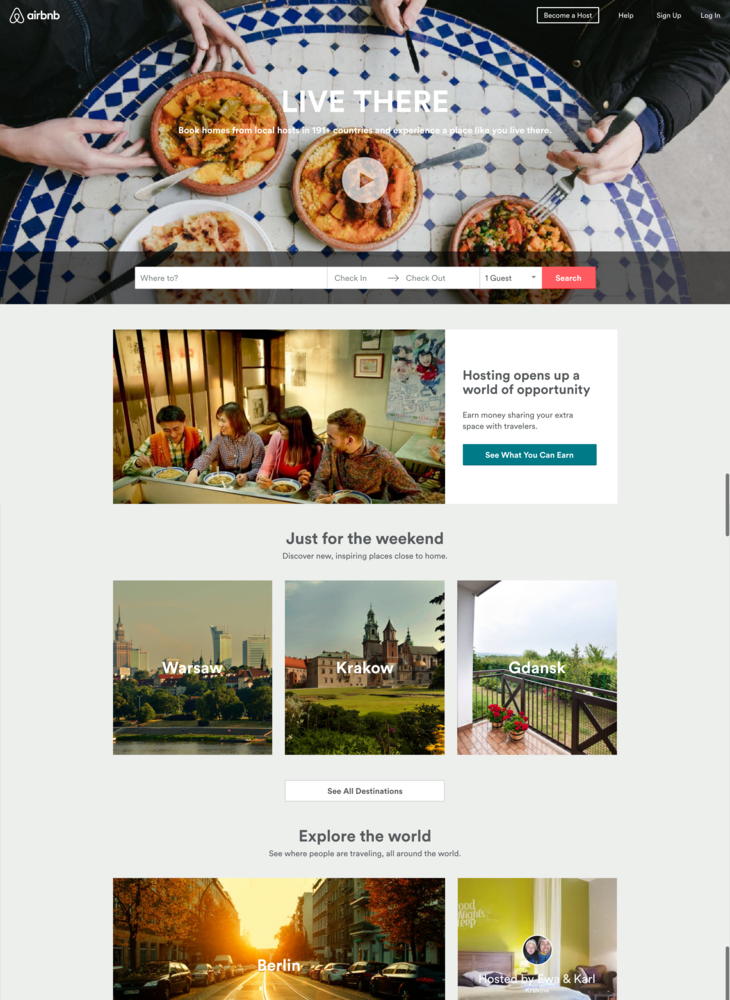 Vacation Rentals, Homes, Apartments & Rooms for Rent - Airbnb