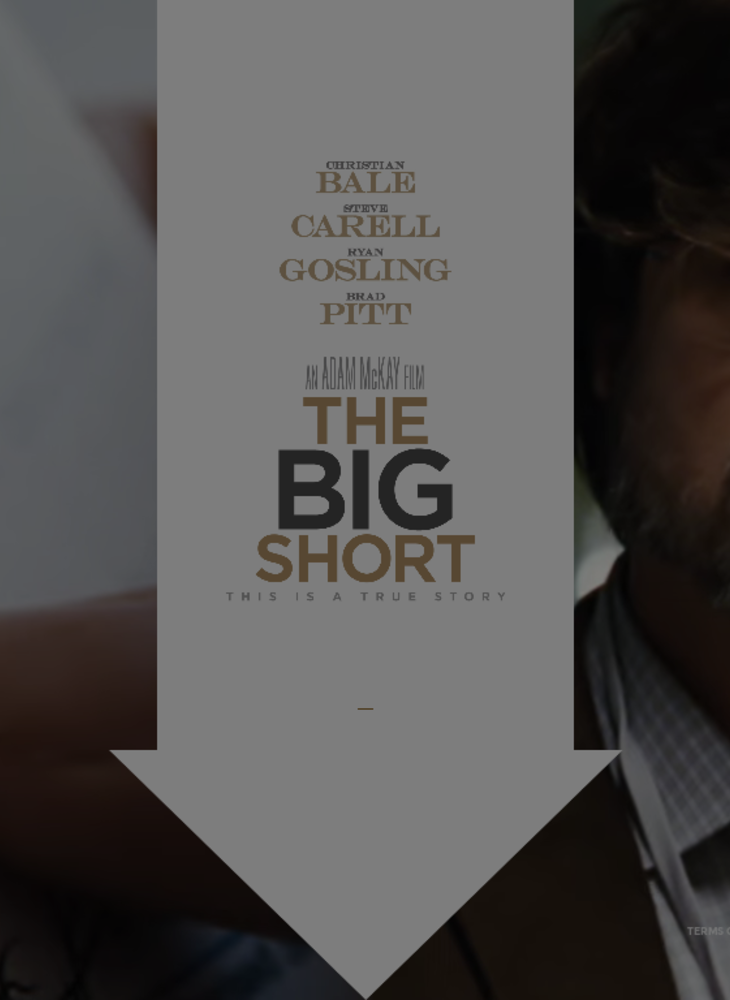 The Big Short | Trailer & Movie Site
