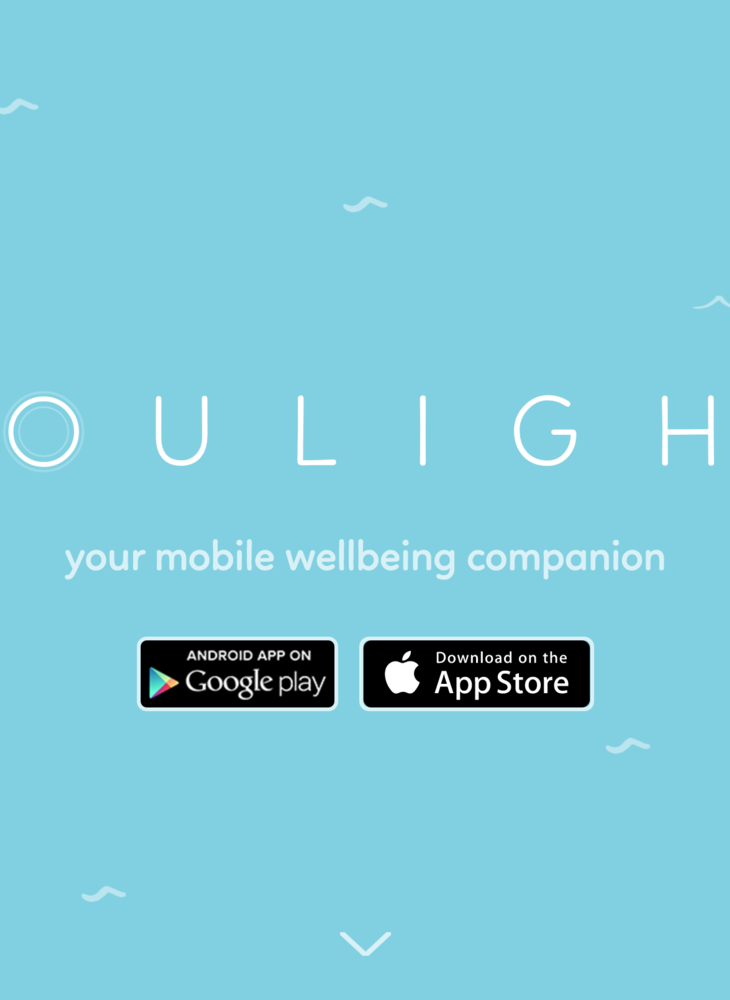Soulight – your mobile wellbeing companion
