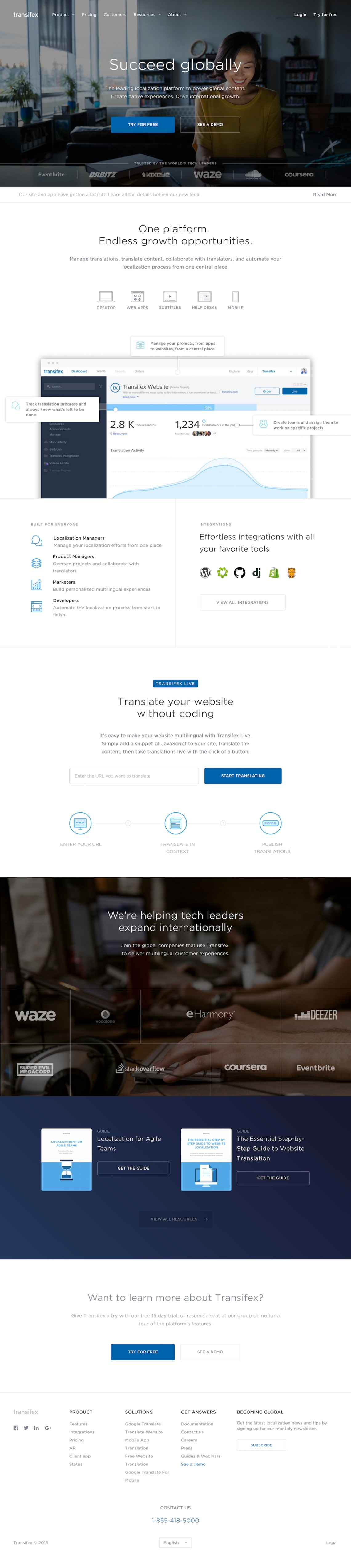 Transifex - Localization Platform for Translating Web Apps, Mobile Apps, Websites | Translation Tool and Software
