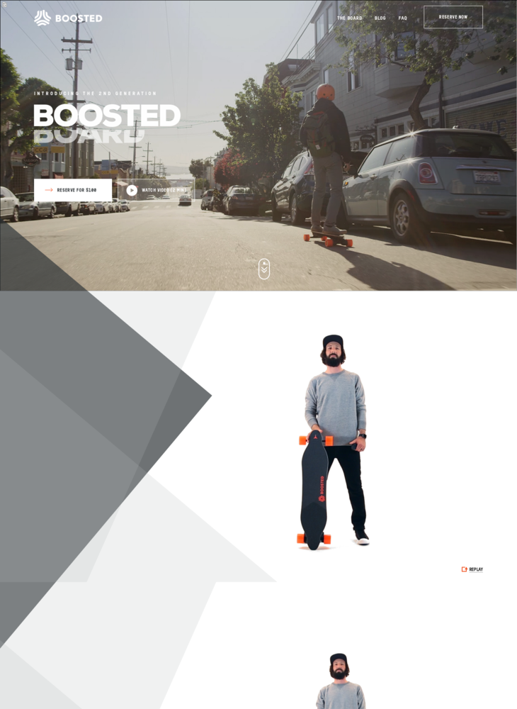 Boosted - The Ultimate Electric Skateboards