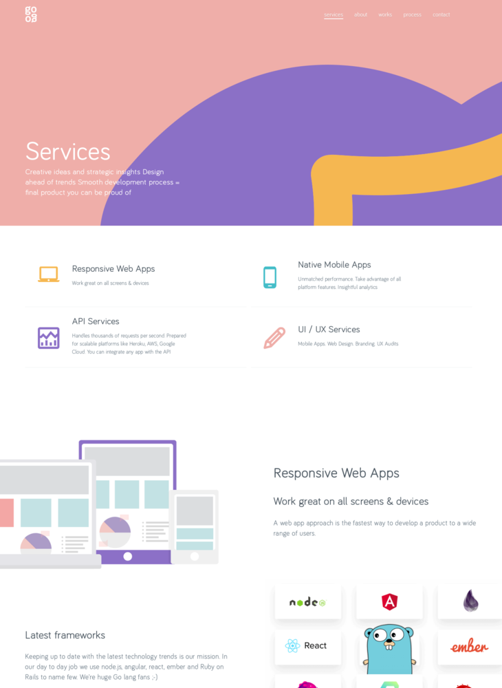 Gogo Apps - App Design & Development