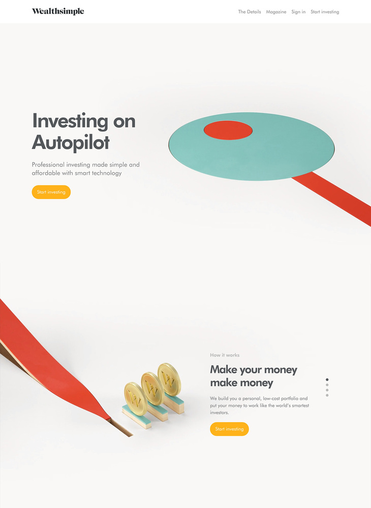 Investing on Autopilot | Wealthsimple