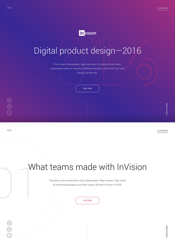 Digital product design—2016
