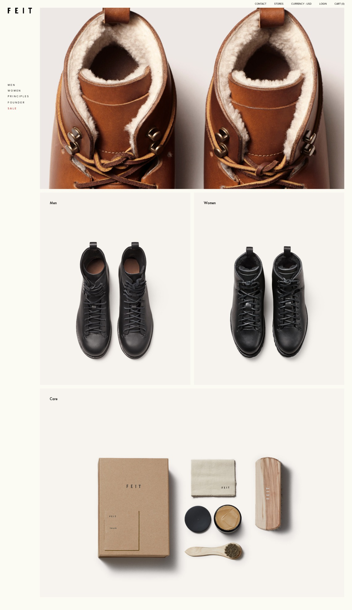 FEIT Direct Handmade Leather Shoes & Accessories