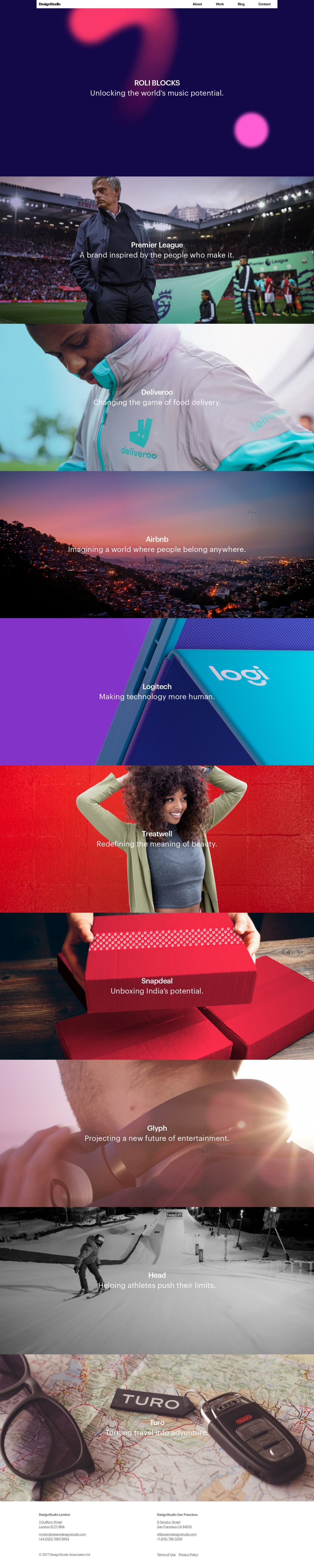Branding and Digital Creative Agency | DesignStudio