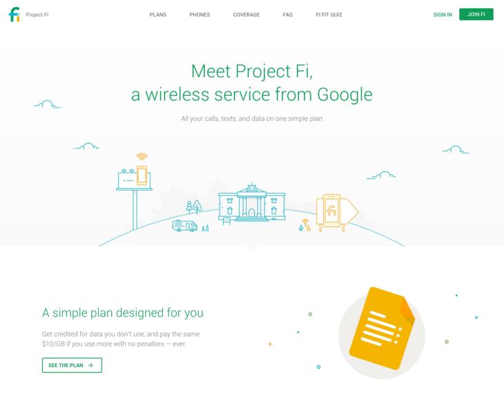Google Fi Plans