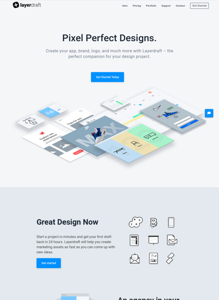 Layerdraft - Pixel Perfect Designs.