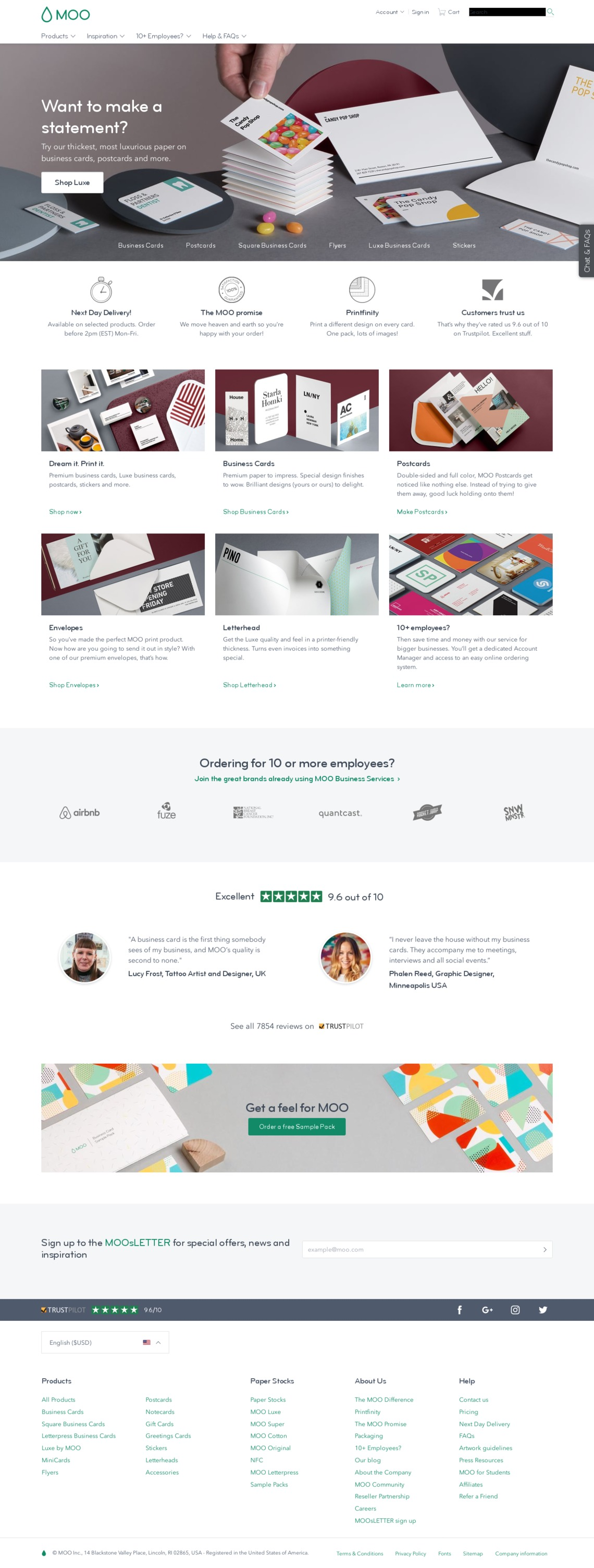 moo custom land book the finest hand picked website inspirations