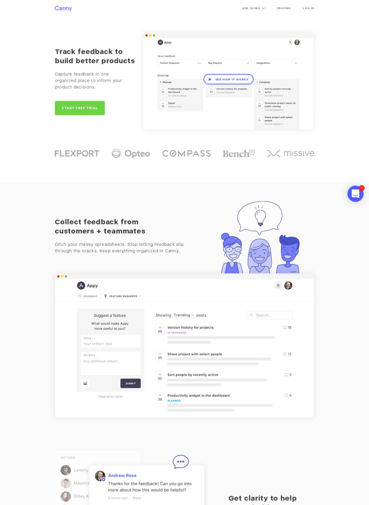 Canny: Customer Feedback Management Tool