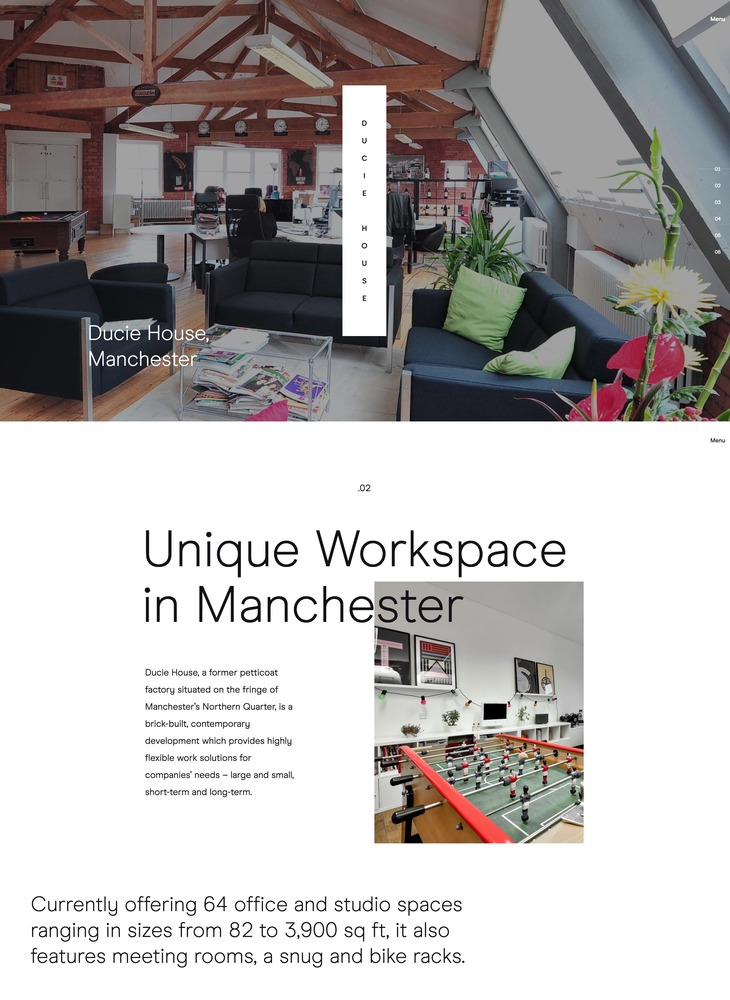 Unique Workspace in Manchester | Ducie House