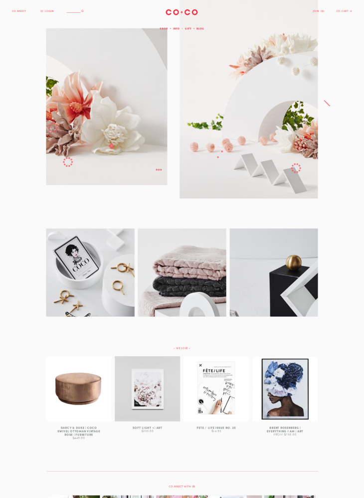 Co.Co; a colourful collection of products - your lifestyle confetti! – CO.CO