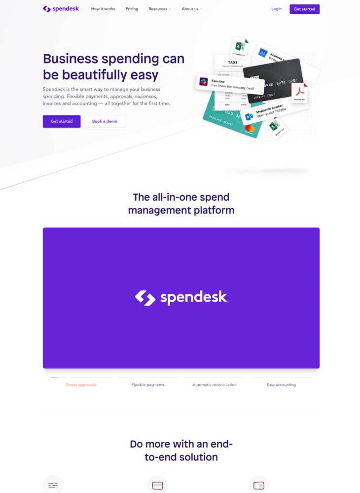 Smart spend management software for business | Spendesk