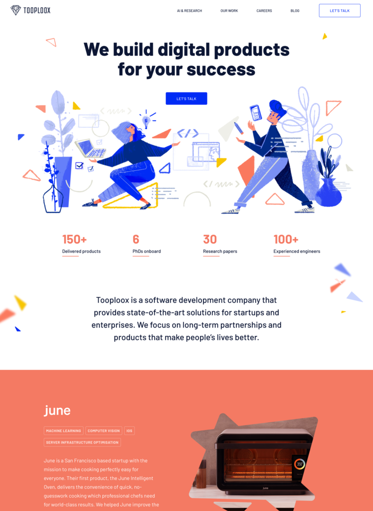 Tooploox: We build software products for your success