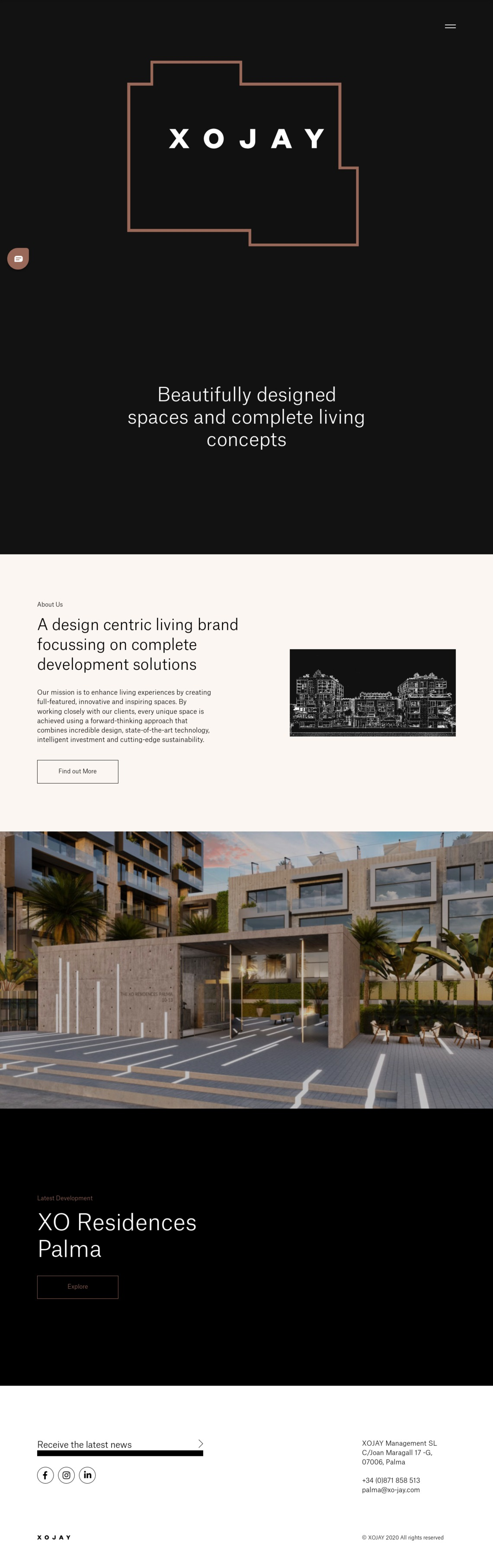 XOJAY — Beautifully Designed Spaces & Complete Living Concepts