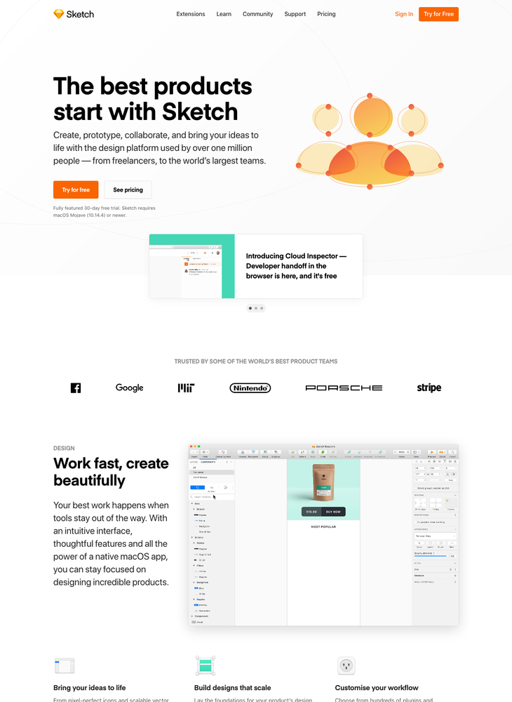 Sketch - The digital design toolkit
