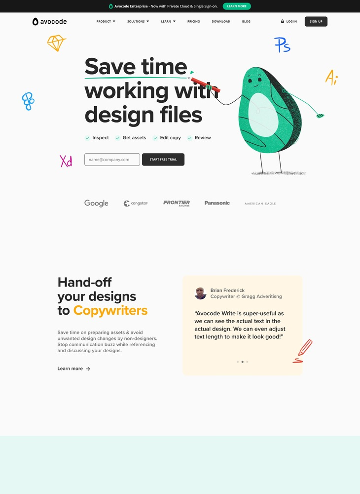 Avocode App - Collaborate on Design Files with Anyone