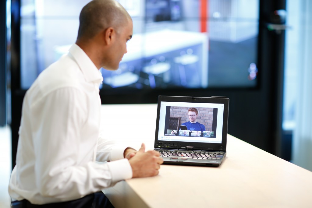 The era of web-conferencing