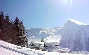 Aussenansicht - Panorama, Chalet MRZ-C104, Morzine Avoiaz, Skigebiet Portes du Soleil