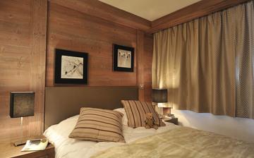 Flaine · Ferienwohnungen · Le Centaure - Schlafzimmer