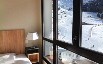Flaine panoramic chambre hr