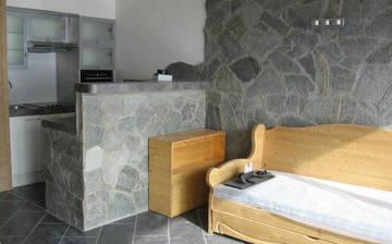 Tignes · Ferienwohnungen · Beispiel TIG-W153 · Küche