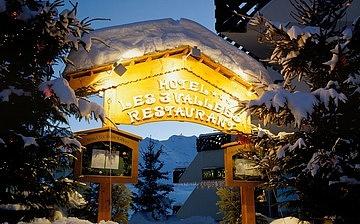 Hotel Les 3 Vallées · Val Thorens: Entree