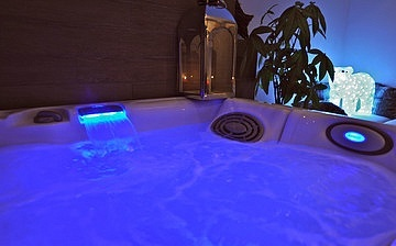 Hotel Les 3 Vallées · Val Thorens: Whirlpool
