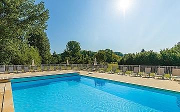 Montignac, Südfrankreich · Ferienhäuser · Pool der Residenz Les Bastides de Lascaux