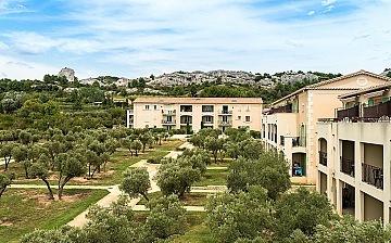 Le Domaine de Bourgeac in Paradou · Provence-Alpes / Cote d'Azur, Südfrankreich.