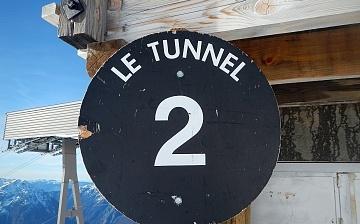 Skigebiet Alpe d'Huez - Pic Blanc (3330m)