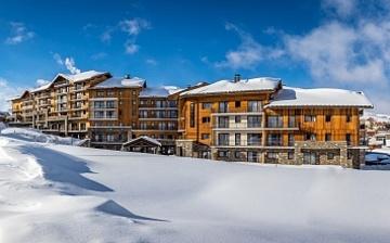Residenz Daria-I Nor - Ferienwohnungen in Alpe d'Huez
